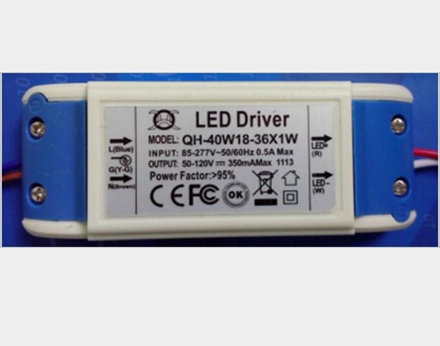 LED Драйвер QH-36WLC20-36X1 (101-260) - 2