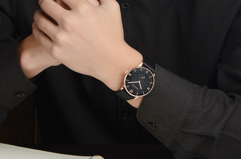Водонепроницаемые механические часы KASHIDUN K-MZBK0001 (123-106) - 10