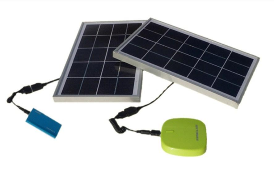 Фотоэлектрическая солнечная панель для зарядки телефонов 4W5V6V (120-107) - 14