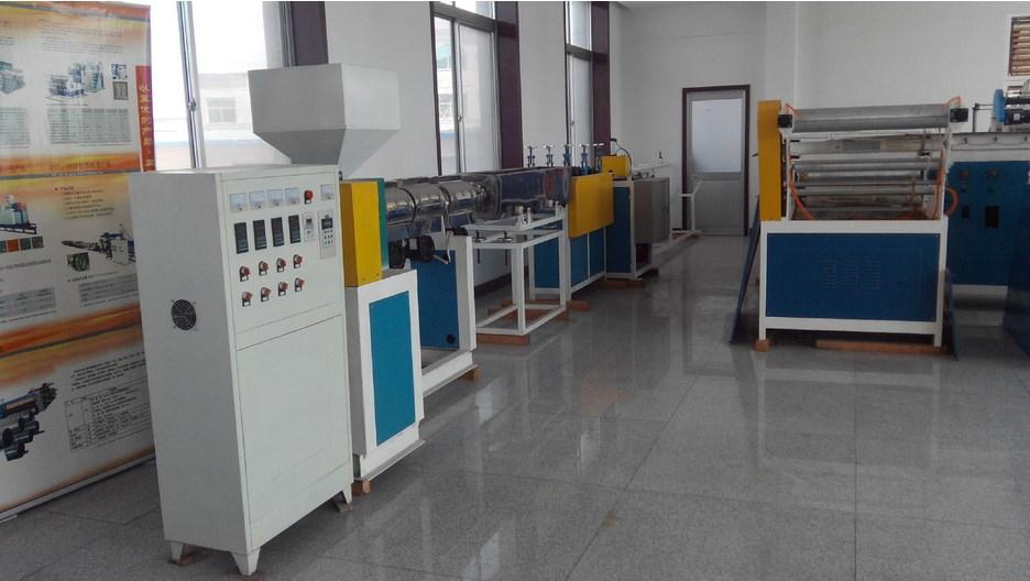 Оборудование для производства пластиковых труб - 1