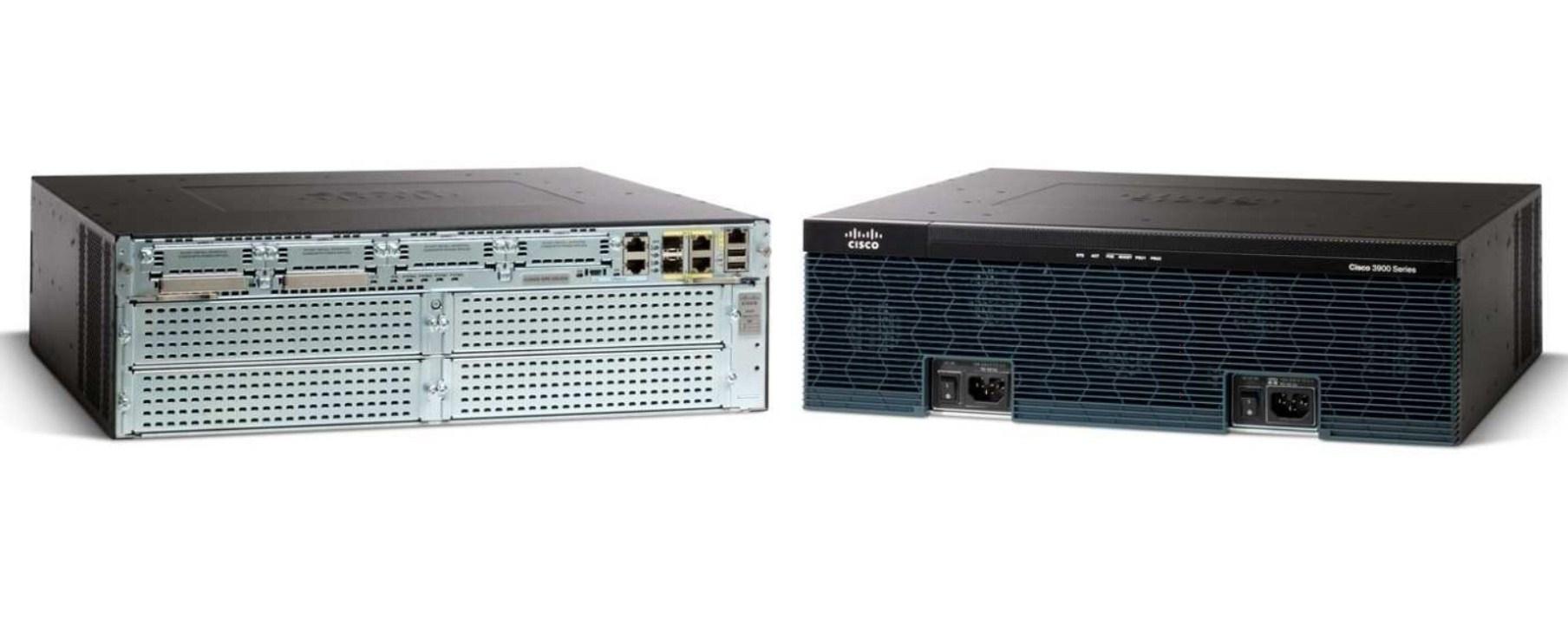 Маршрутизатор Cisco 3925-V/K9 (134-216) - 1
