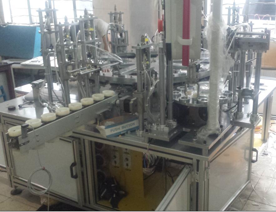 Оборудование для производства лампочек - 2