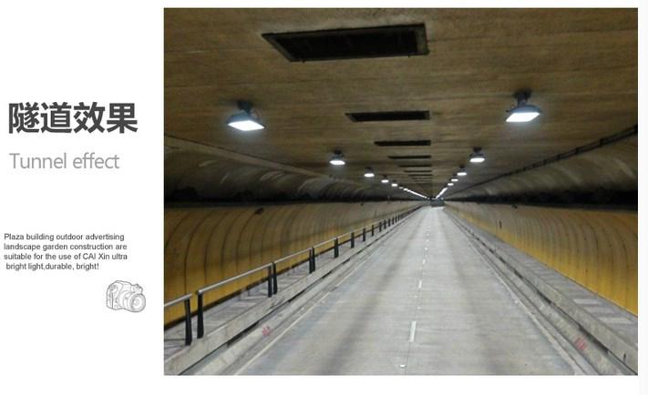 Светодиодный светильник прожектор LED Qingyu 28W-196W (115-106) - 15