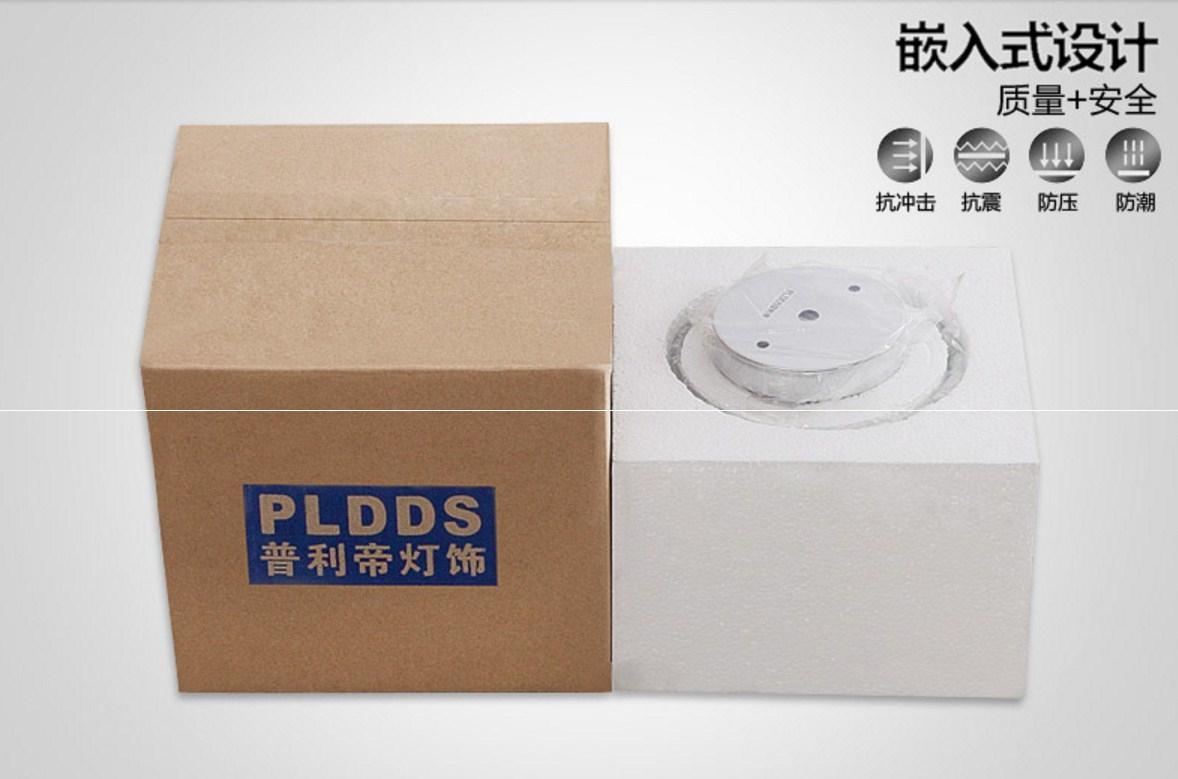Настенный LED светильник Plymouth Dili Lighting PLDDS-5099 (101-254) - 13