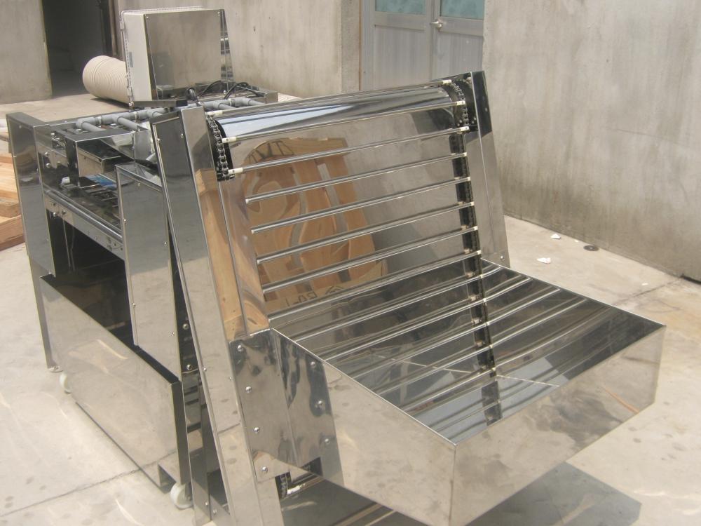 Машина для очистки куриных яиц ET-208 (111-100) - 2