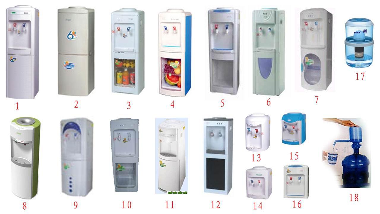 Автоматы для питьевой воды - 6