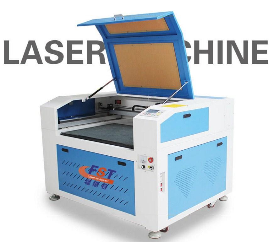 Лазерный станок - гравер FST-9060 (103-120) - 8