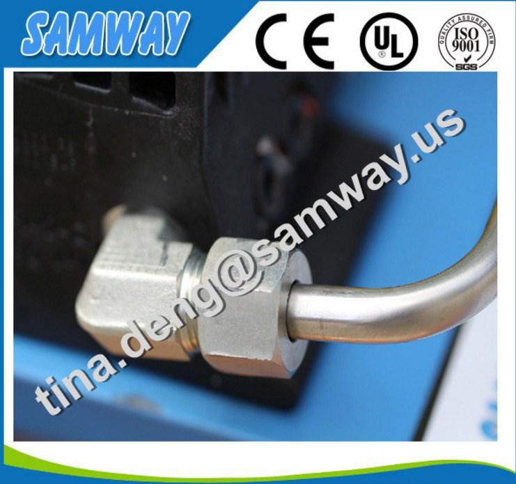 Ручной станок для обжима РВД SAMWAY P20HP (108-136) - 6