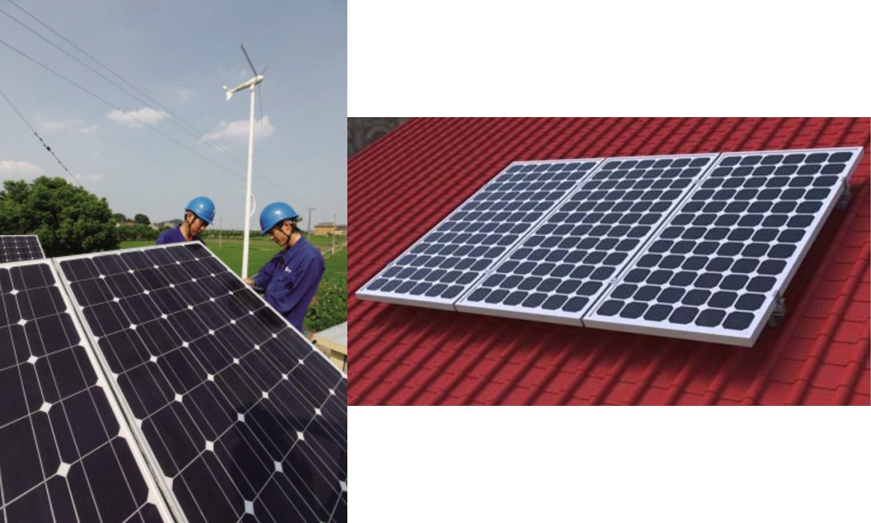 Монокристаллическая солнечная панель 100W (120-100) - 6