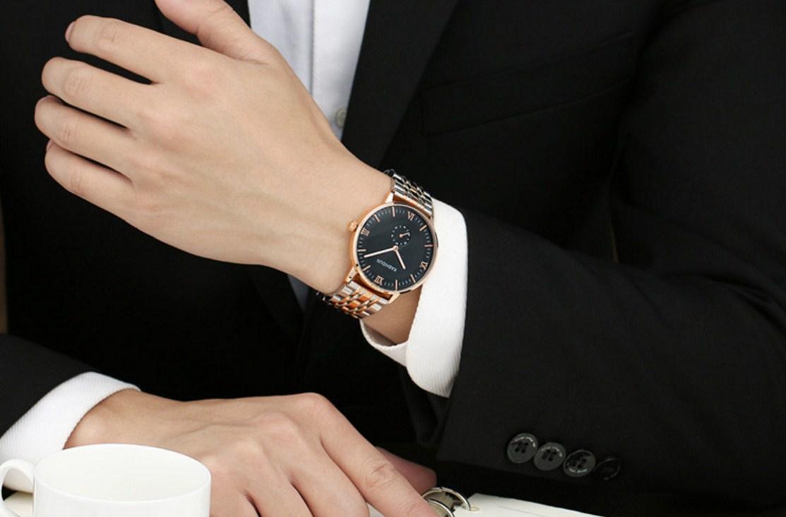 Водонепроницаемые механические часы KASHIDUN K-MZBK0001 (123-106) - 14