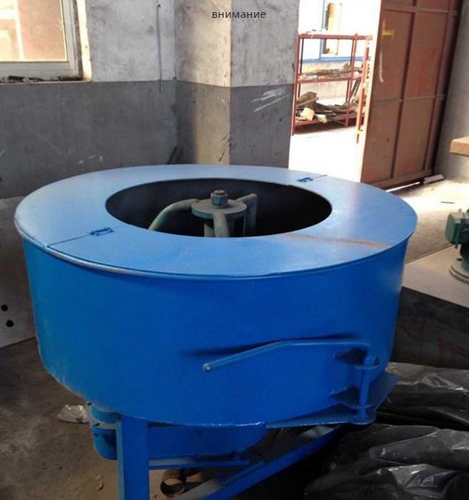 Оборудование для производства резиновой плитки и крошки - 4