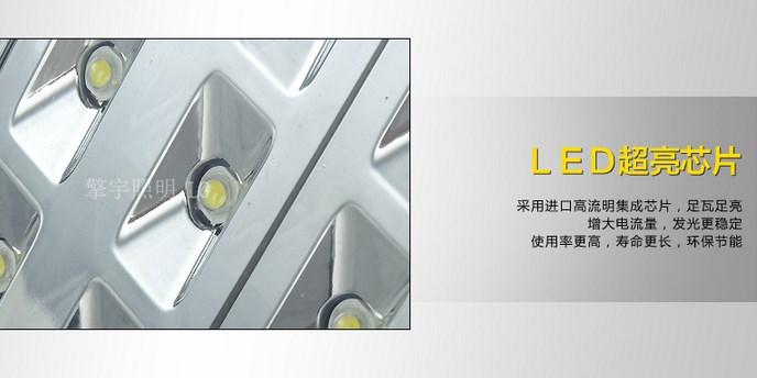 Светодиодный светильник прожектор LED Qingyu 28W-196W (115-106) - 14
