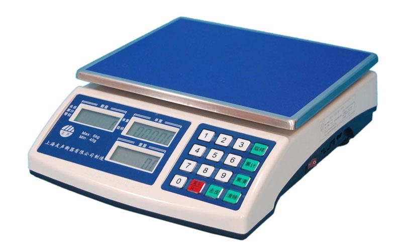 Напольные и настольные торговые электронные весы - 1