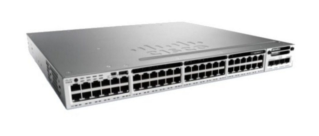 Коммутатор Cisco Catalyst C3850-48T-E (134-200) - 2