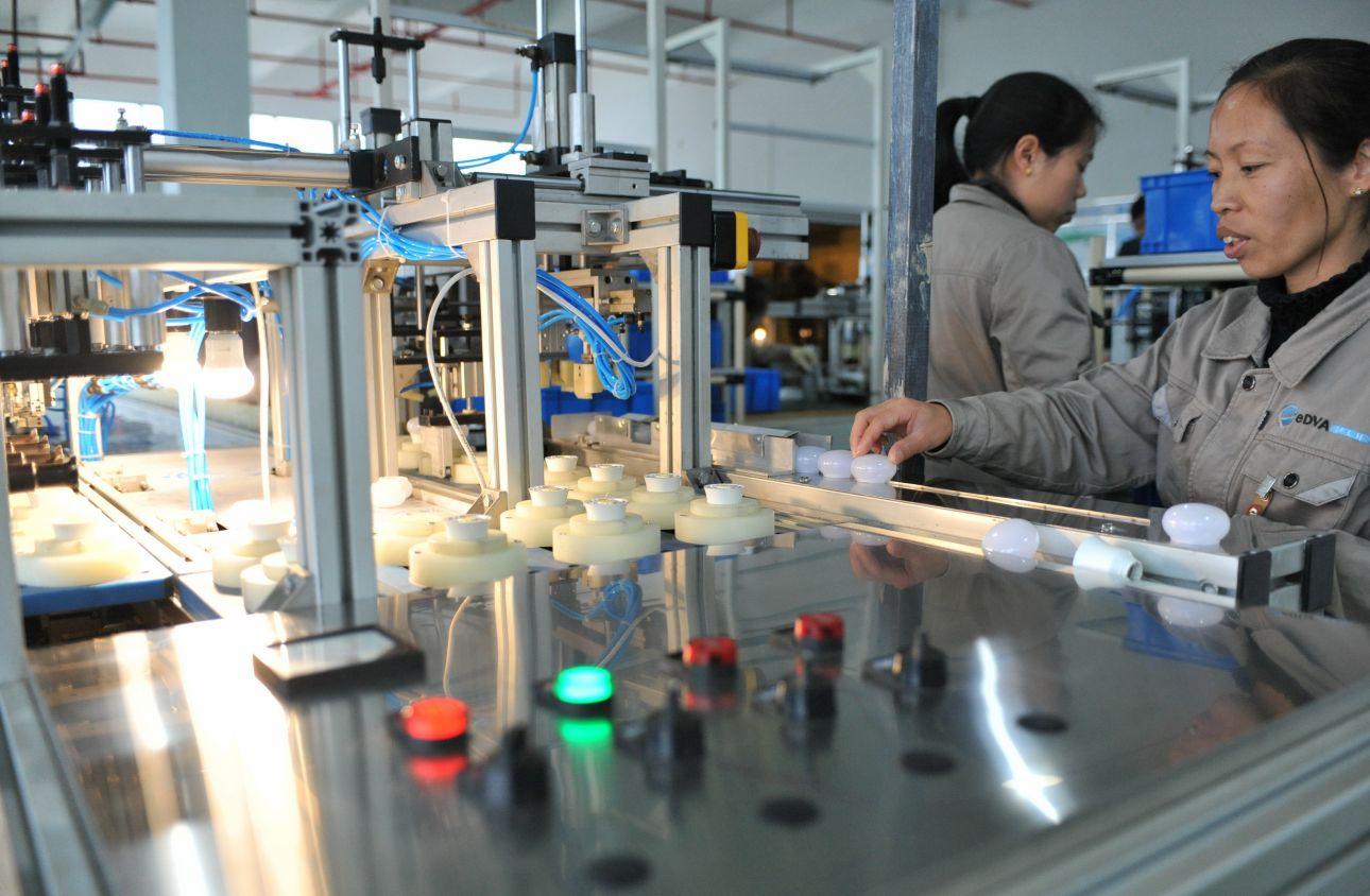 Оборудование для производства лампочек - 1