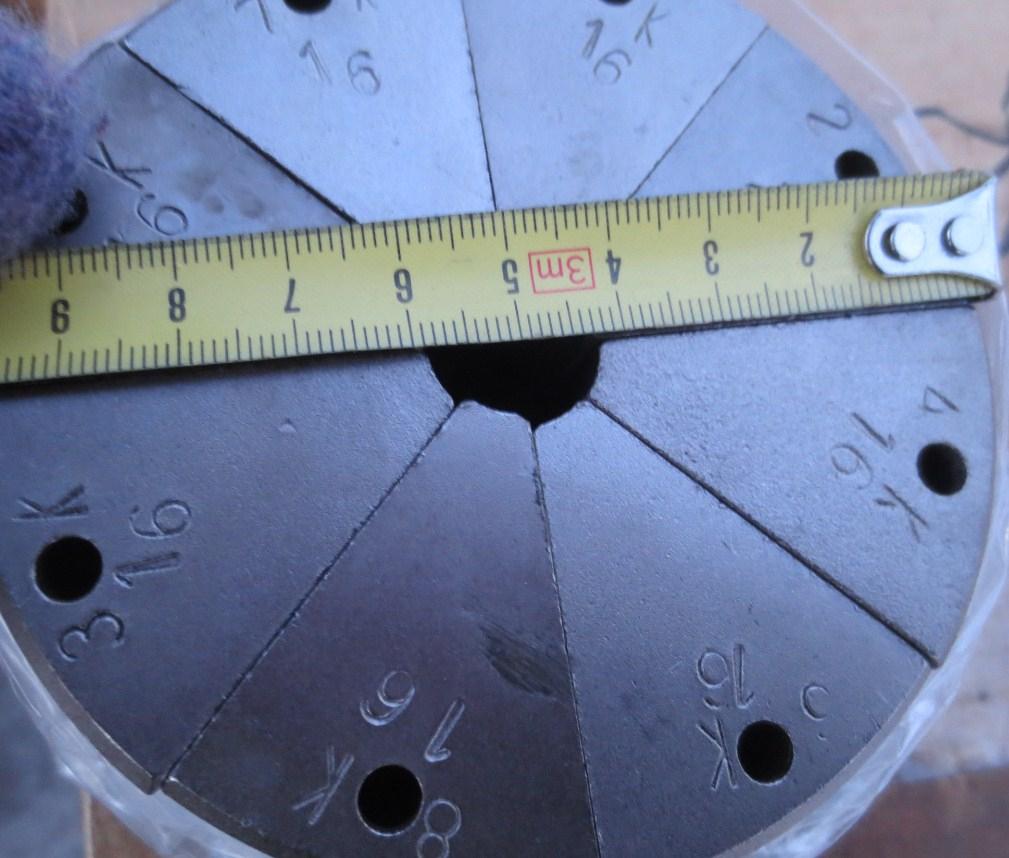 Станок для обжима РВД SAMWAY P32Q (108-147) - 16