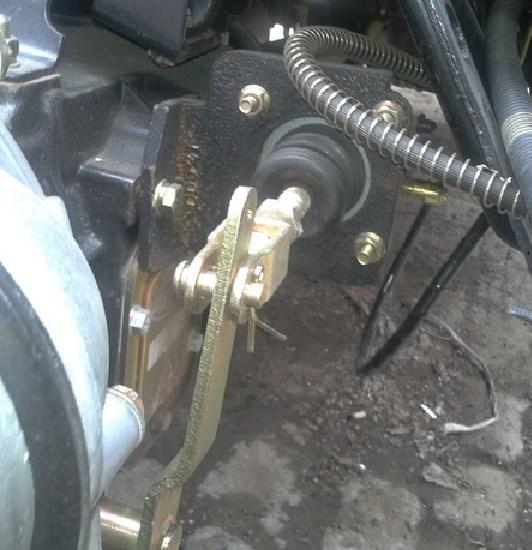 Двигатель дизельный ФОТОН BJ493ZLQ3 на базе ISUZU (106-104) - 5