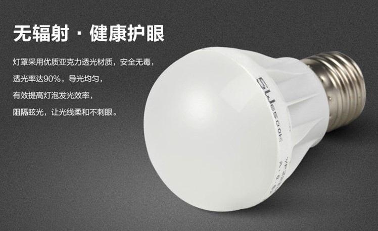 Светодиодные лампы LED-E27-5630 (101-210) - 2