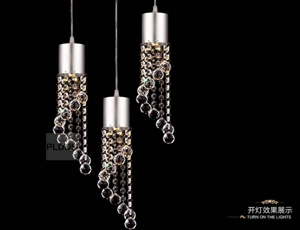 Тройной потолочный светильник Plymouth Dili Lighting LED-5778 (101-237) - 10