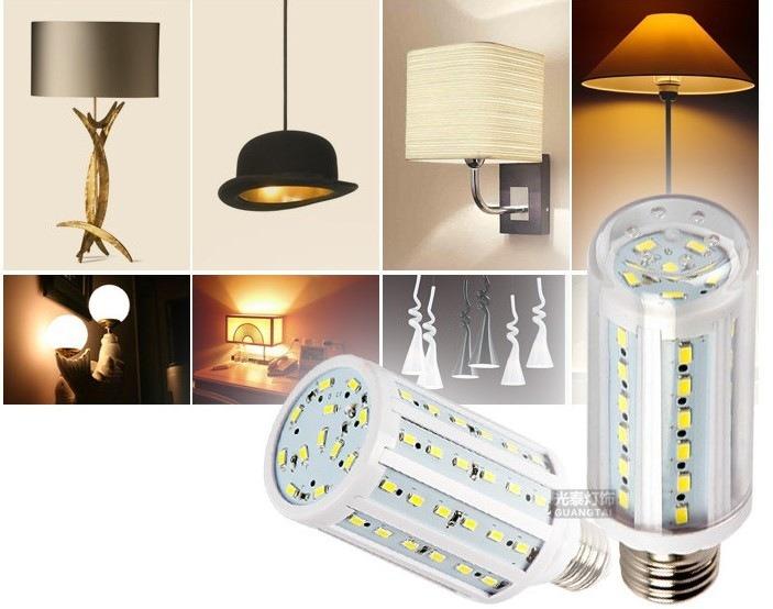 Светодиодные лампы-кукуруза LED-GT (от 5 до 80 Вт) (101-208) - 1