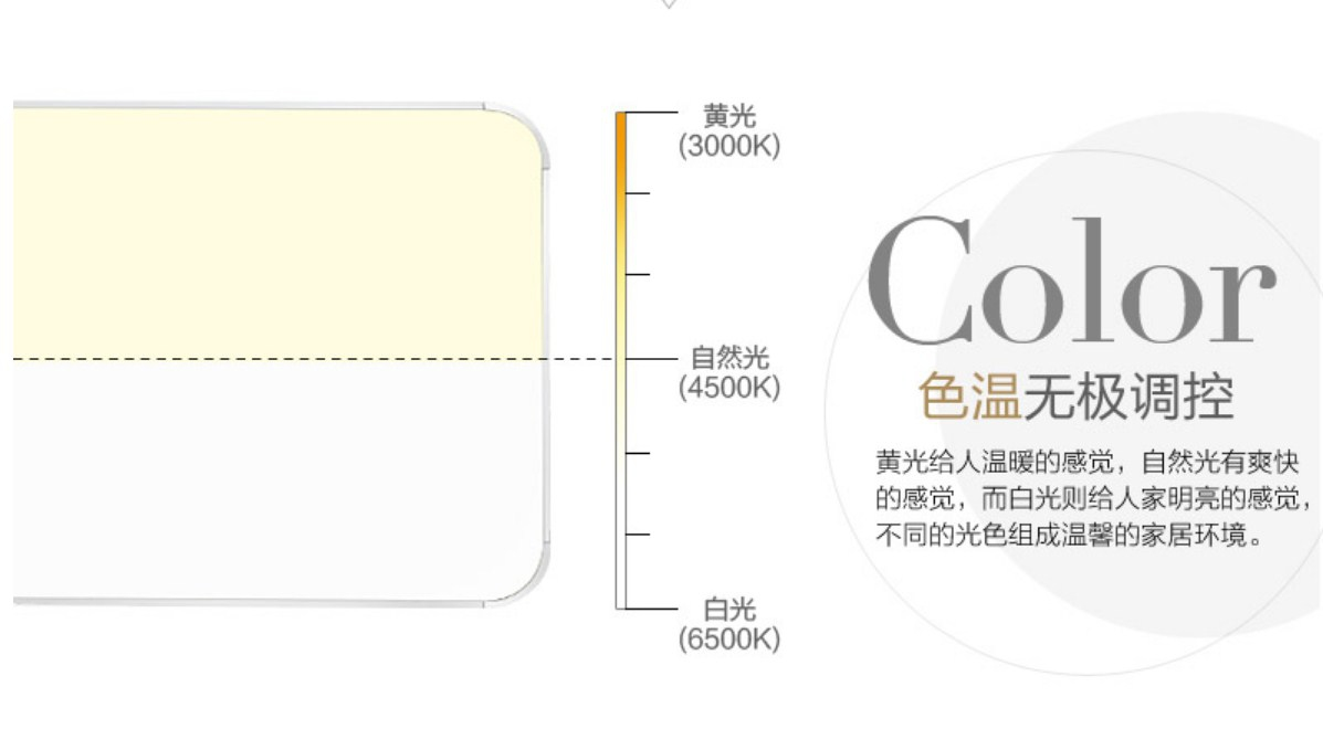 Светодиодные потолочные светильники LED-2305 (101-234) - 3