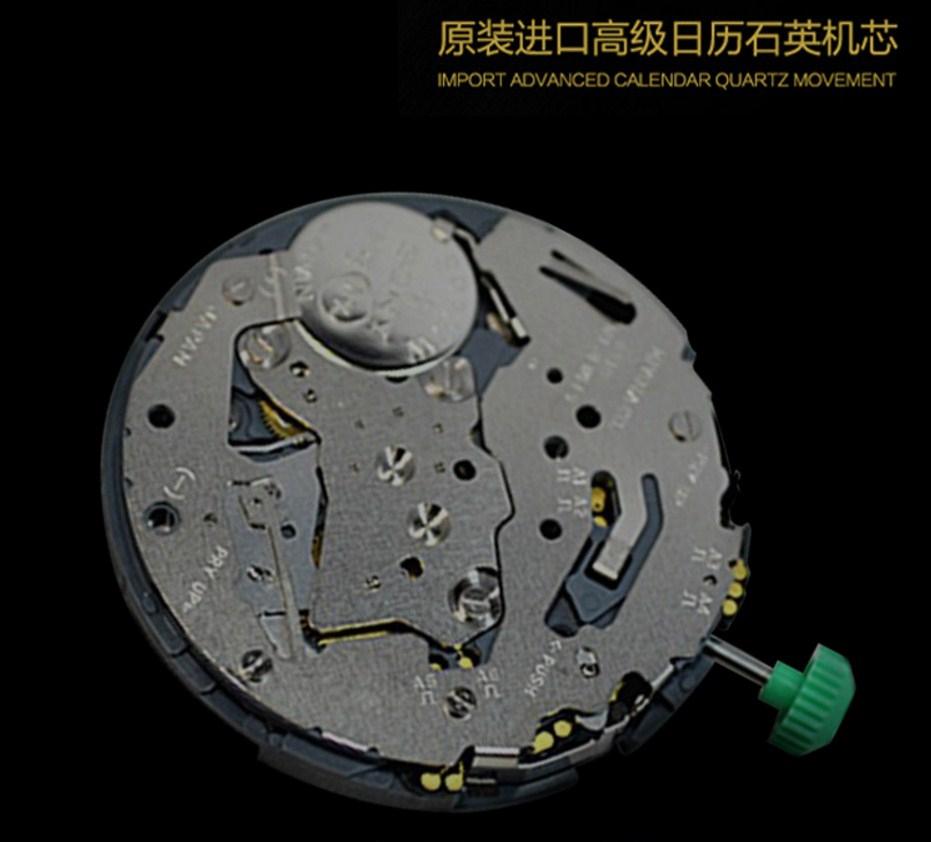 Водонепроницаемые кварцевые часы Hcandice (123-103) - 9