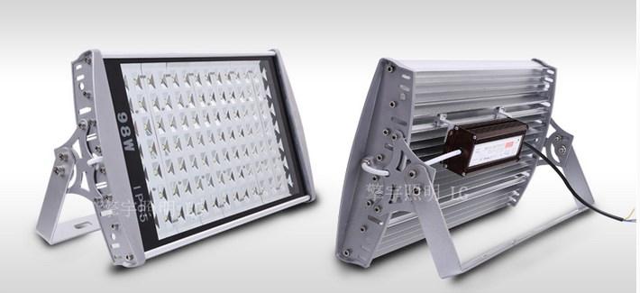 Светодиодный светильник прожектор LED Qingyu 28W-196W (115-106) - 11