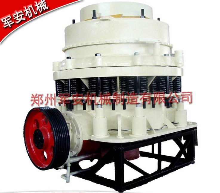 Конусная дробилка КМД из Китая - 1