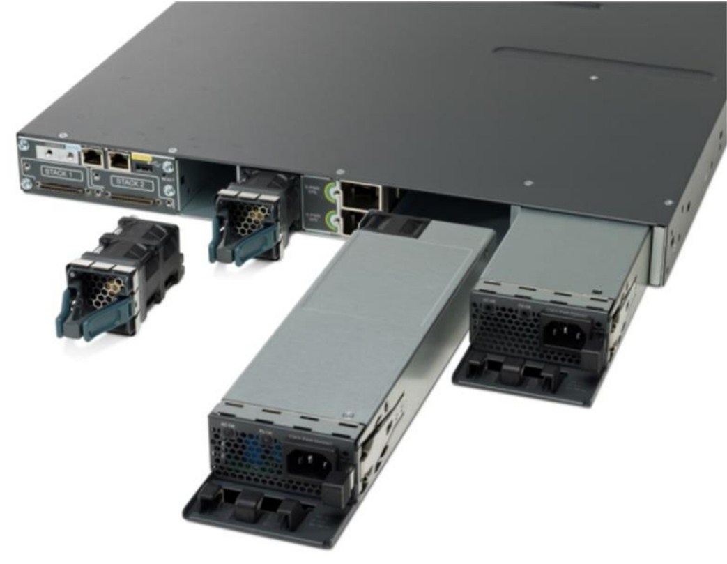 Коммутатор Cisco Catalyst WS-C3560X-24P-L (134-204) - 5