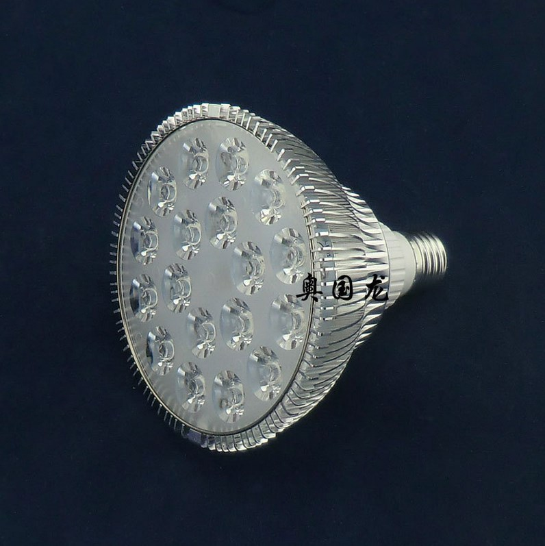 Светодиодная лампа для роста растений LED AGL-3W-18W (112-109) - 1