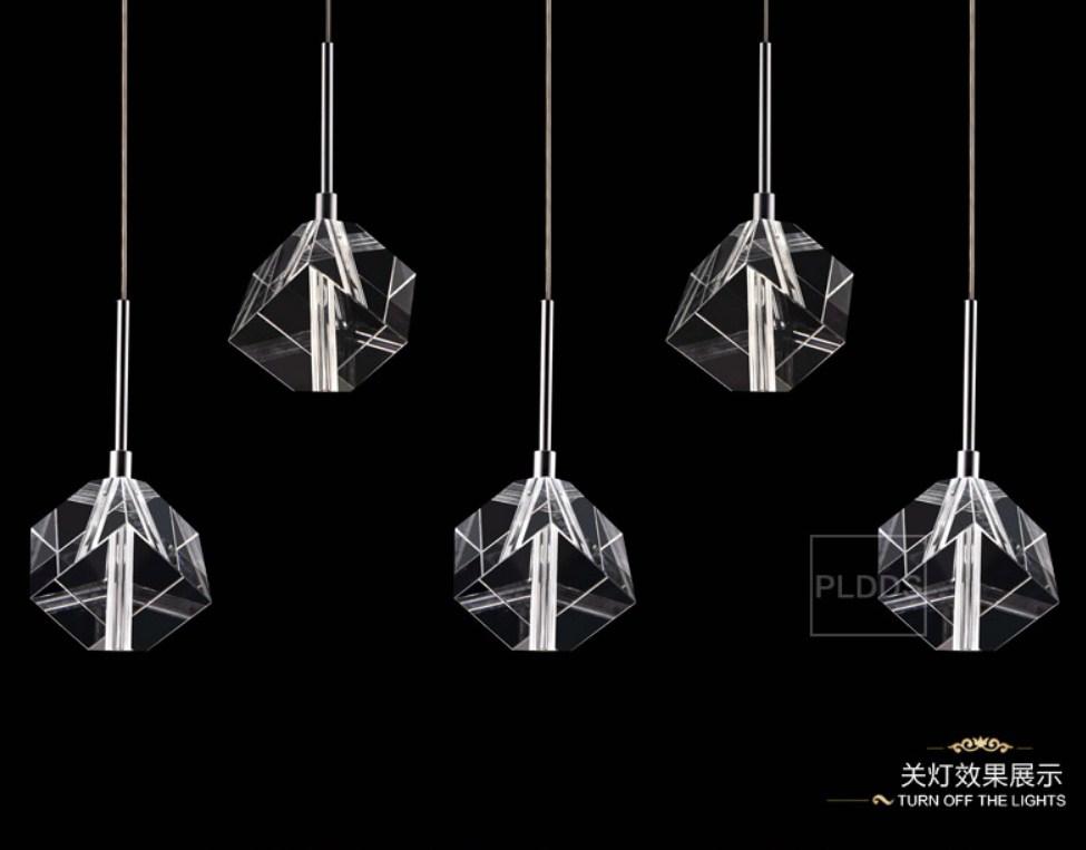 Потолочный светильник Plymouth Dili Lighting Crystal LED-5780-5 (101-239) - 4