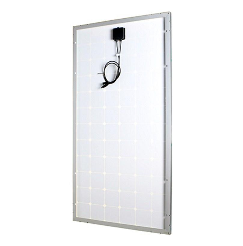 Монокристаллическая кремниевая солнечная панель 200W (120-101) - 1