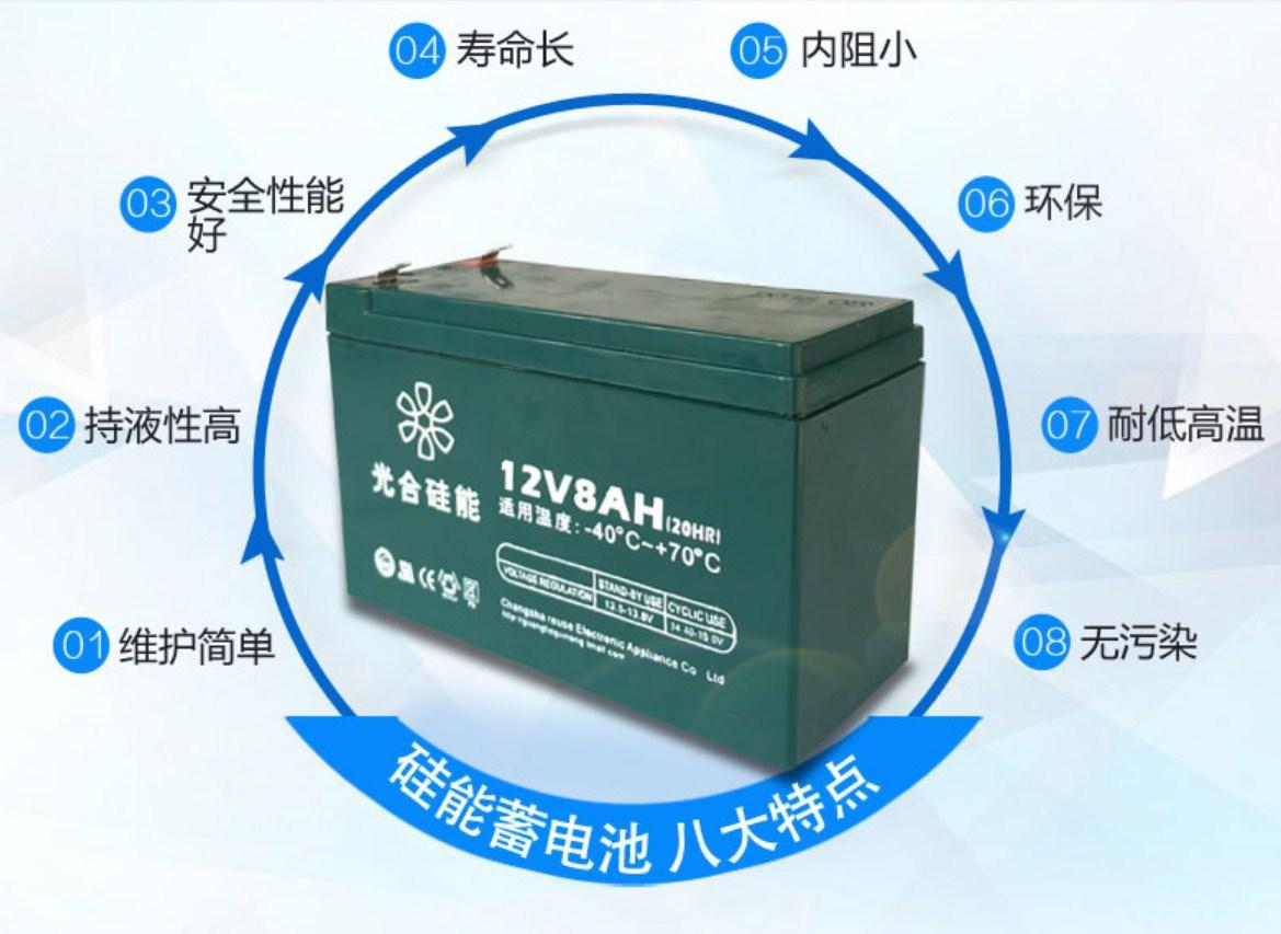 Кремниевая солнечная батарея GHGN-G12V8AH (120-110) - 5