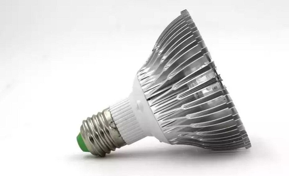 Светодиодная лампа для роста растений WEGA-WAN-P18-E27-5W-18W (112-103) - 1