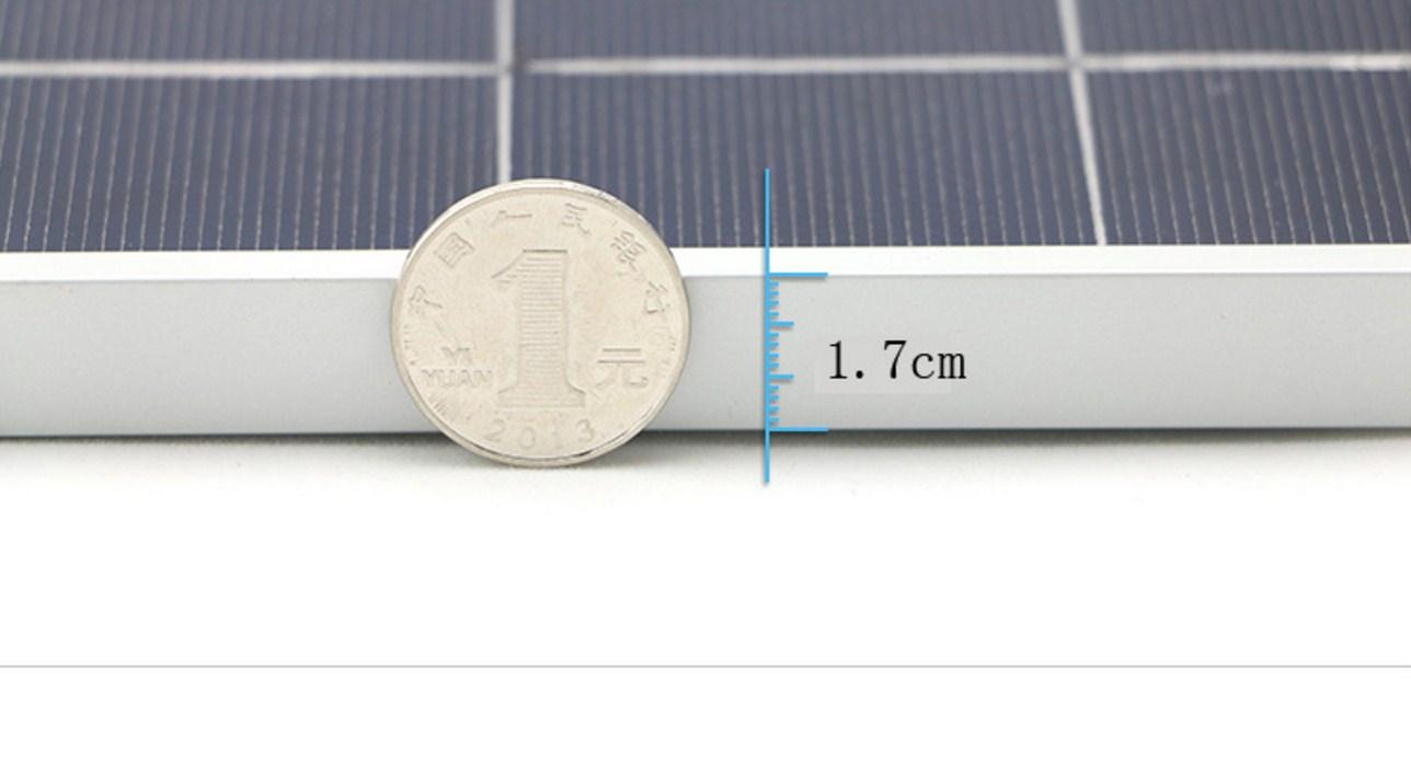 Фотоэлектрическая солнечная панель для зарядки телефонов 4W5V6V (120-107) - 13