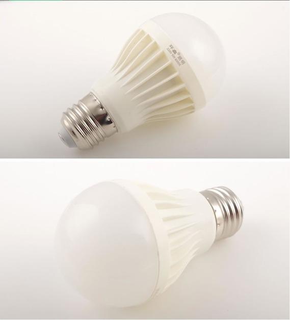 Светодиодные лампы LED-E14-E27 (стандартный и 270 градусов) (101-204) - 3