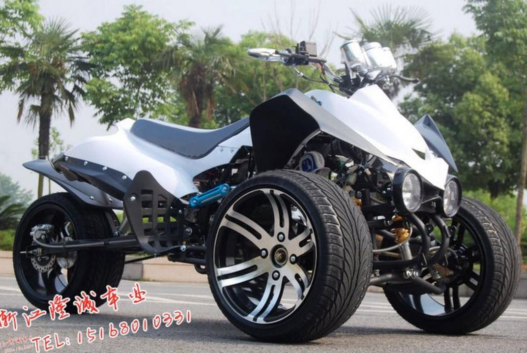 Квадроциклы - 14