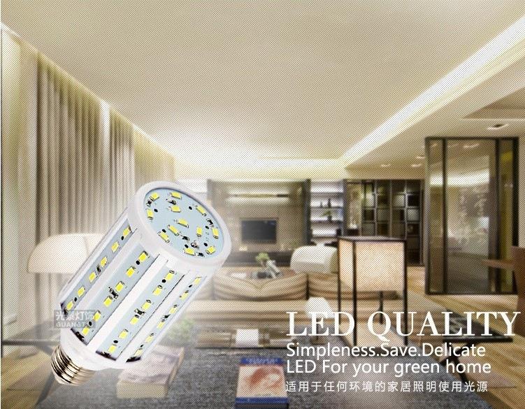 Светодиодные лампы-кукуруза LED-GT (от 5 до 80 Вт) (101-208) - 2