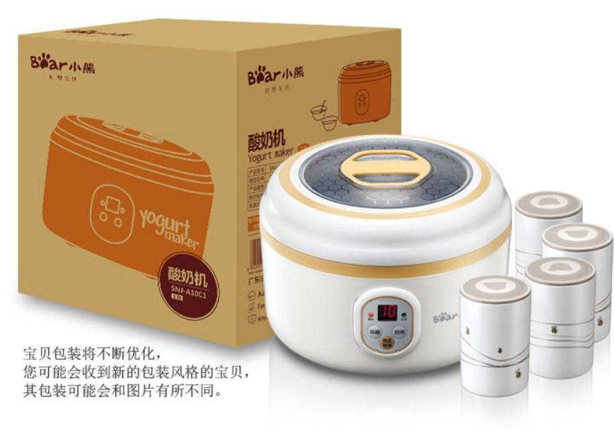 Йогуртница Bear SNJ-A10C1 (119-104) - 10