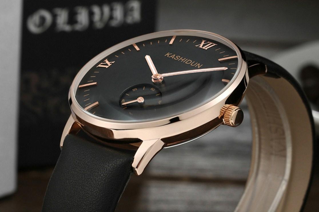 Водонепроницаемые механические часы KASHIDUN K-MZBK0001 (123-106) - 6