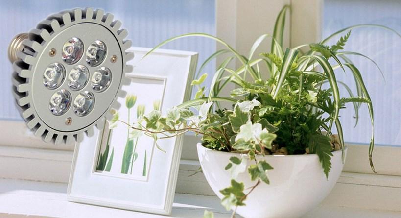 Светодиодная лампа для роста растений LED Judeyuan JDY-ZYD-013 (112-110) - 3