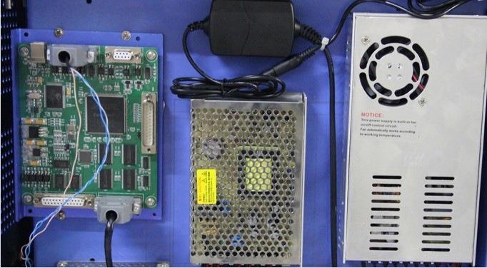 Лазерный гравировальный/режущий станок LT-F10/20 (103-11) - 5