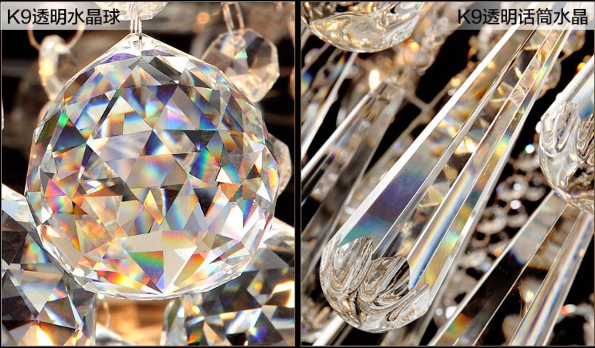 Хрустальные люстры Plymouth Dili Lighting 7018 (101-226) - 13