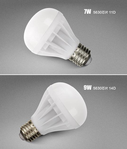 Светодиодные лампы LED-E27-5630 (101-210) - 11