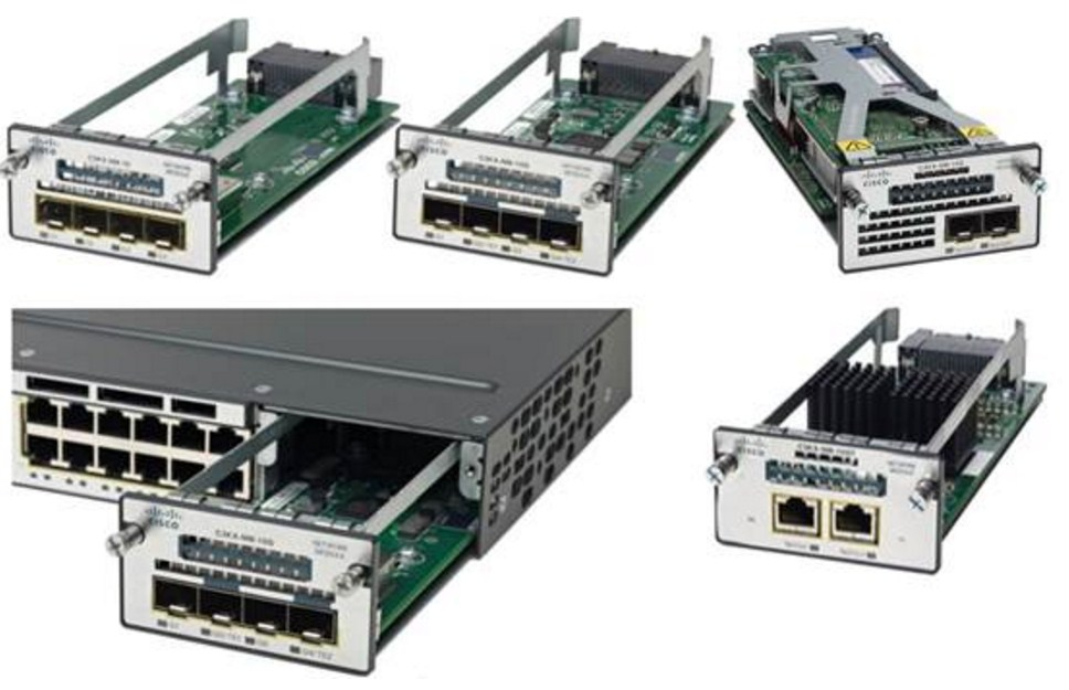 Коммутатор Cisco Catalyst WS-C3750X-48PF-S (134-201) - 5