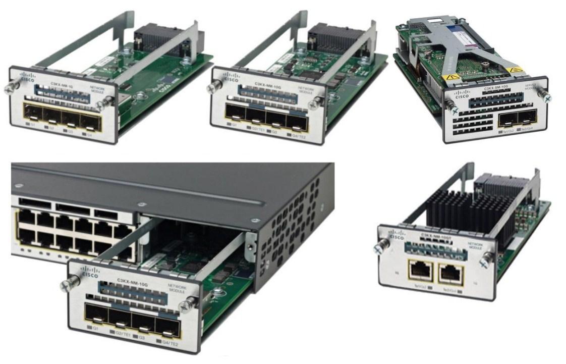 Коммутатор Cisco Catalyst WS-C3560X-24P-L (134-204) - 4