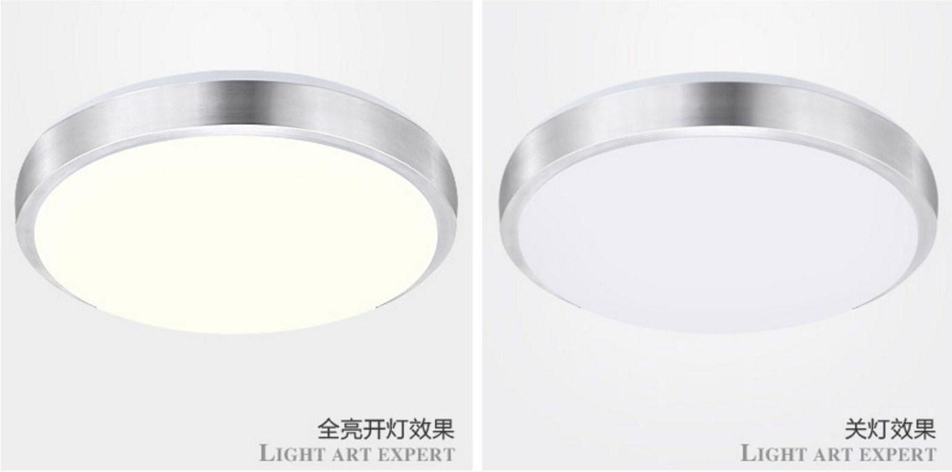 Светодиодные потолочные светильники LED-2321 (101-247) - 7