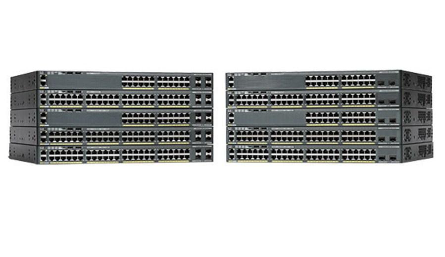 Коммутатор Cisco Catalyst WS-C2960X-24TD-L (134-205) - 3