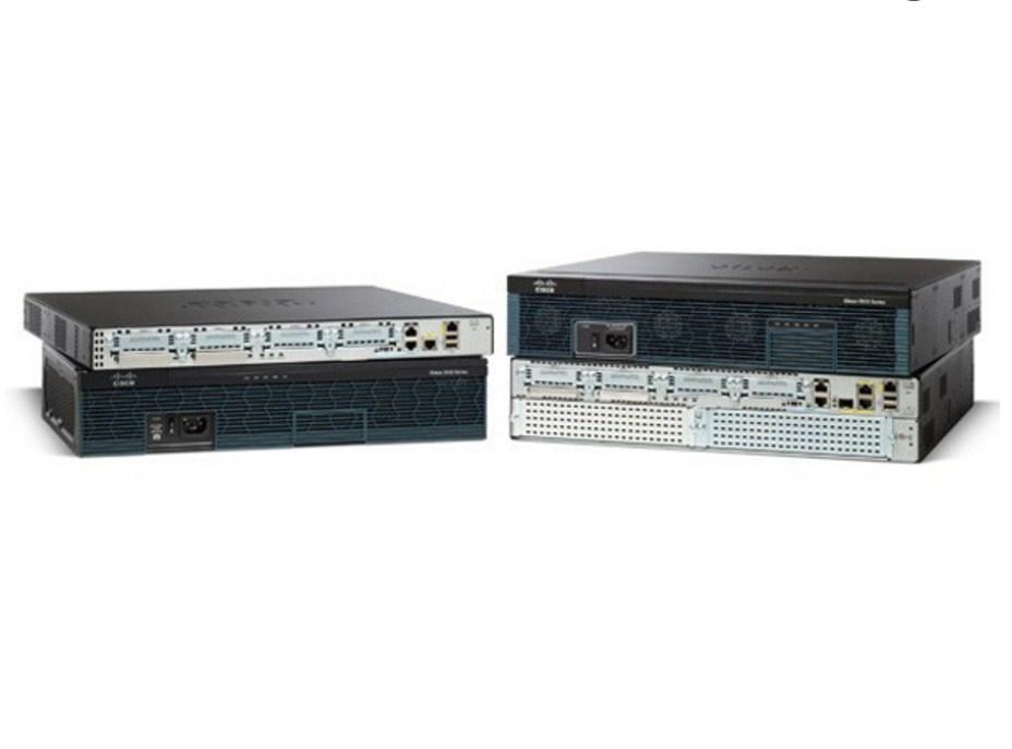 Маршрутизатор Cisco 2921-SEC/K9 (134-214) - 2