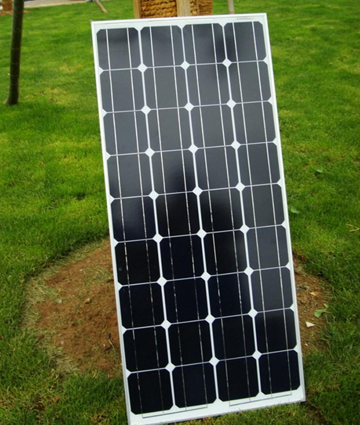 Монокристаллическая солнечная панель 100W (120-100) - 1